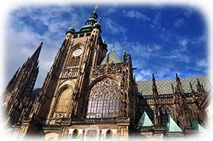 Prague Castle via The Royal Route