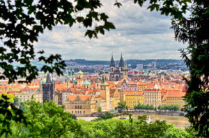 Prague by Car