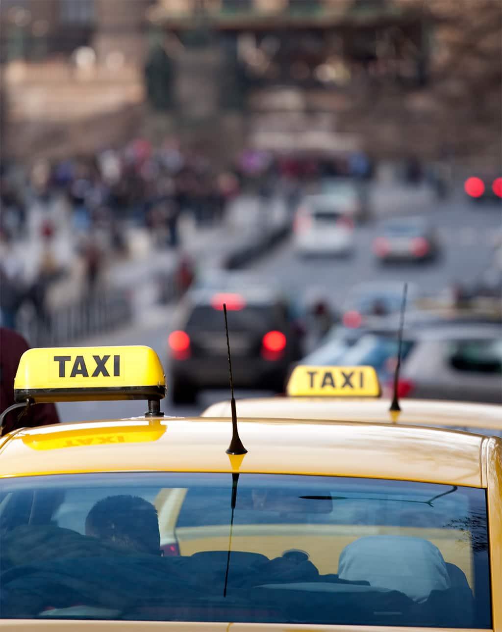 Prague Taxis